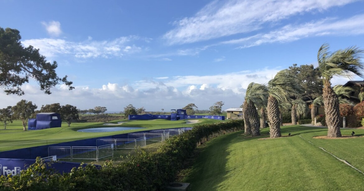 Torrey Pines in for an oddly quiet week for Farmers Insurance Open