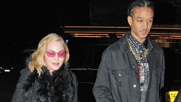 Madonna, 62, Takes Boyfriend Ahlamalik Williams, 26, On A 'Special' Getaway To Kenya