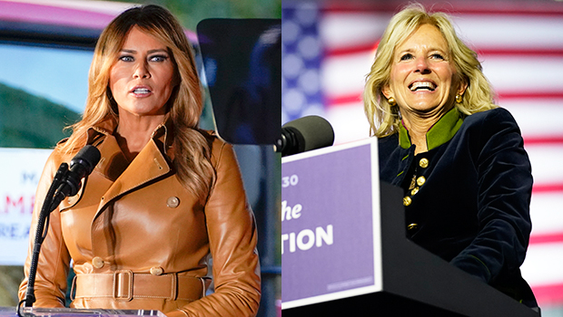 Melania Trump Dissed For Reportedly Not Calling Dr. Jill Biden Or Making Any Transition Efforts