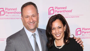 Kamala Harris Confesses She 'Googled' Husband Doug Emhoff Before Their 1st Blind Date: 'This Is A Reveal'