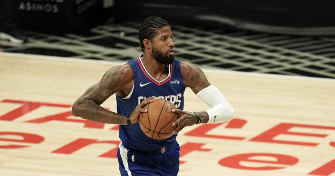 Paul George a late scratch for Clippers game on Tuesday