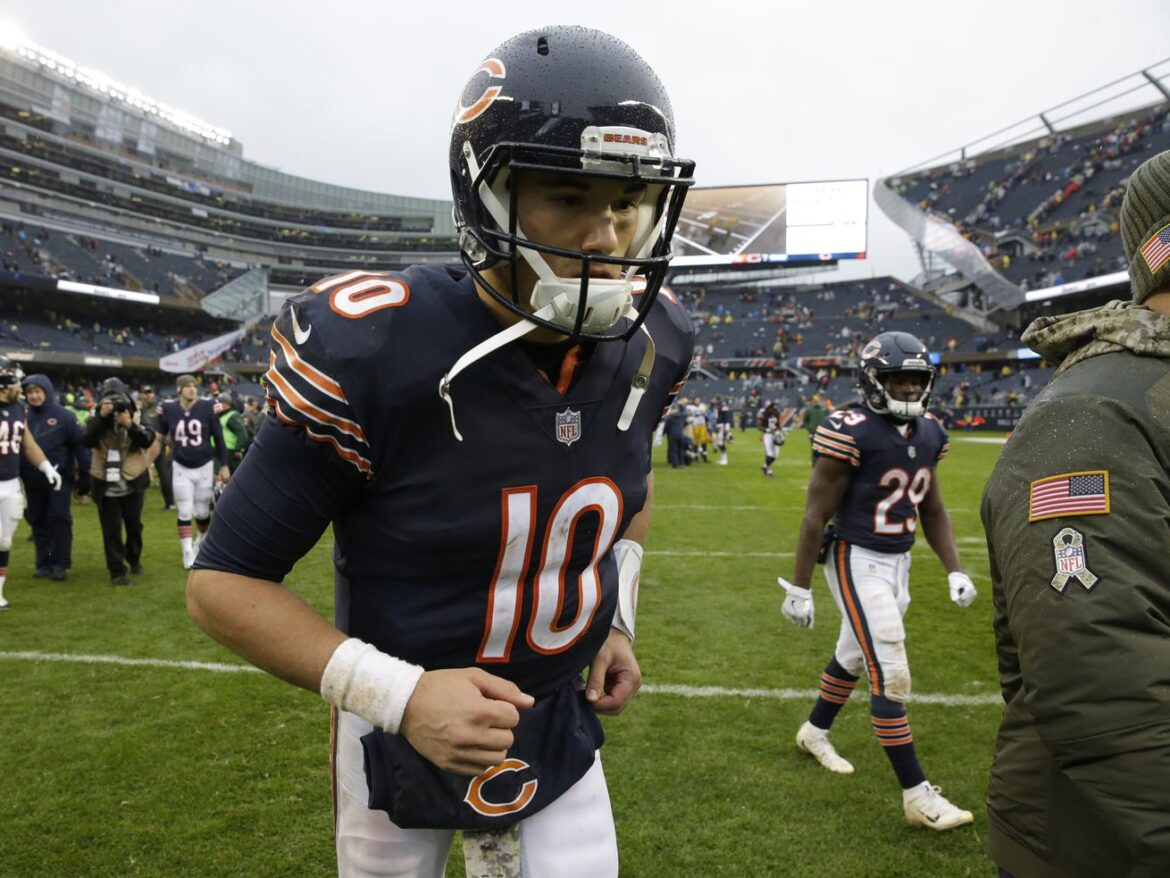 Fresh start might benefit both sides as QB Mitch Trubisky heads into possible Bears finale