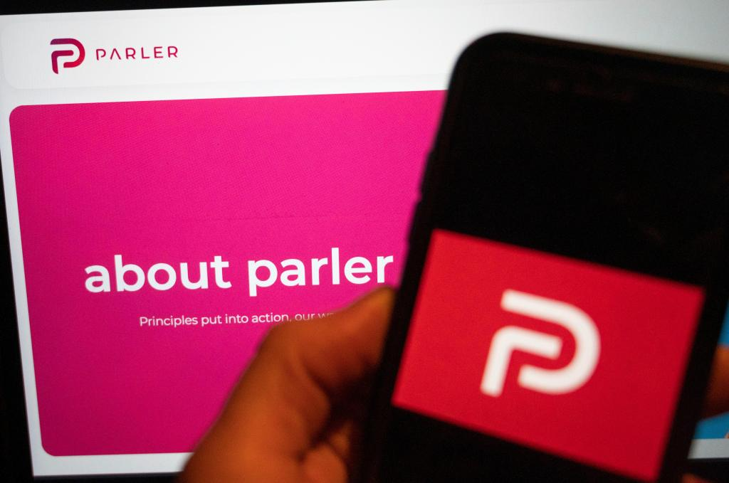 Right-wing app Parler booted off internet over ties to siege