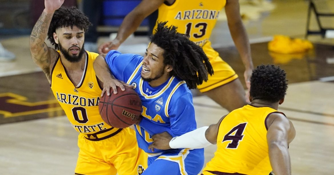 UCLA pulls away late to beat Arizona State in overtime