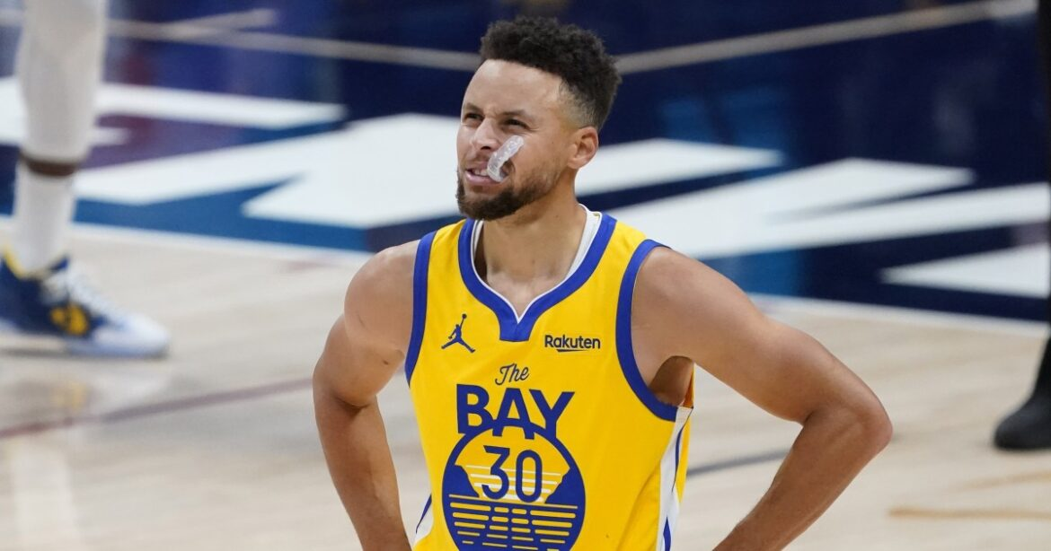 Stephen Curry's real first name is Wardell. But you might not want to call him that