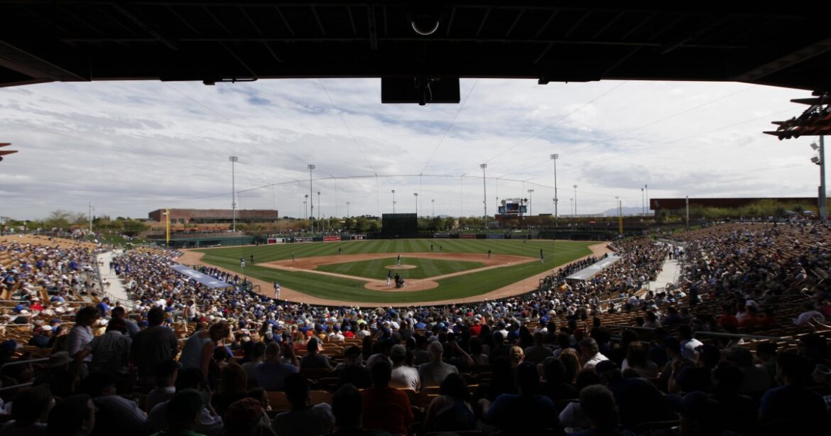 In Arizona, some officials hope MLB delays Cactus League start