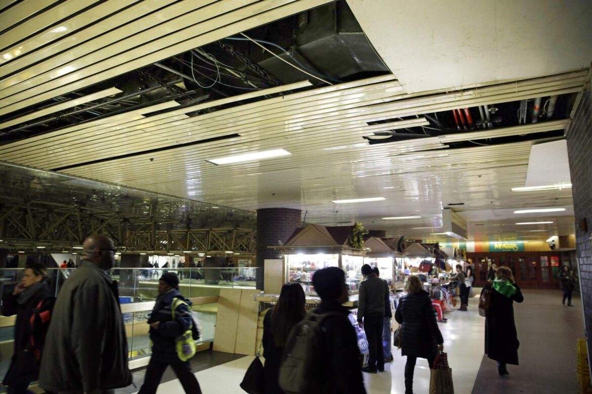 Loathed New York City bus terminal is bound for an upgrade