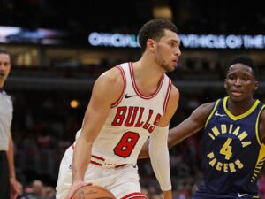 A trade for the Bulls' Zach LaVine? Sure, but no thanks on Ben Simmons