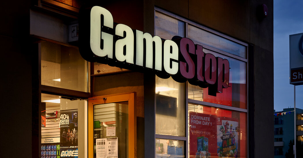 What Is GameStop, the Company, Really Worth? Does It Matter?