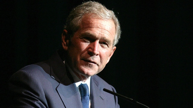 George W. Bush remembers Limbaugh as 'indomitable spirit with a big heart'