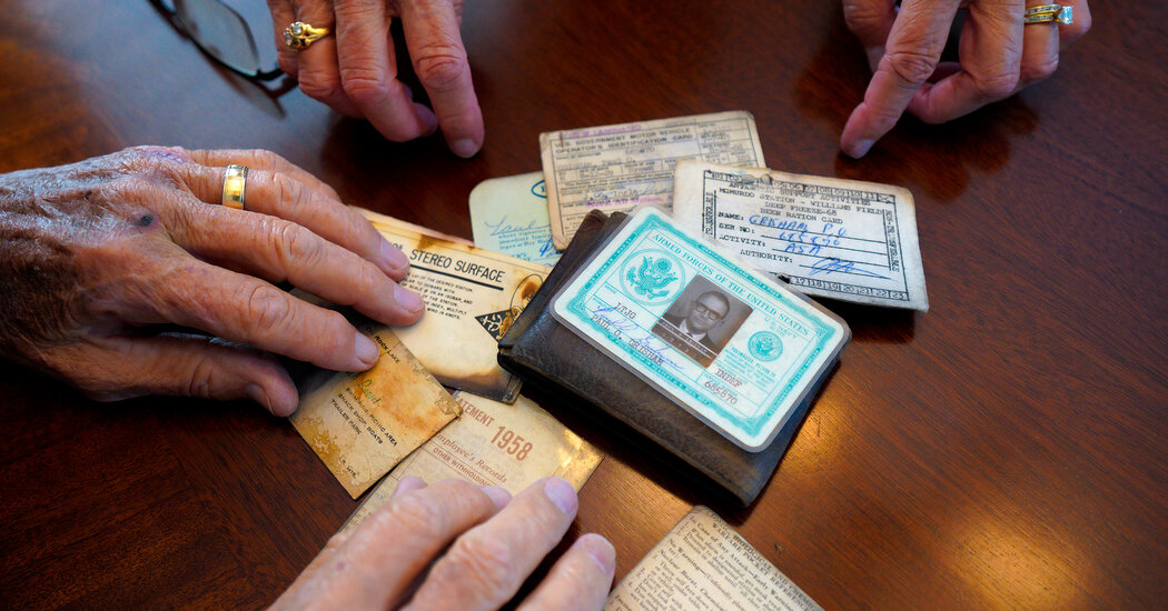 Lost in Antarctica, a Wallet Is Returned 53 Years Later (Memories Included)