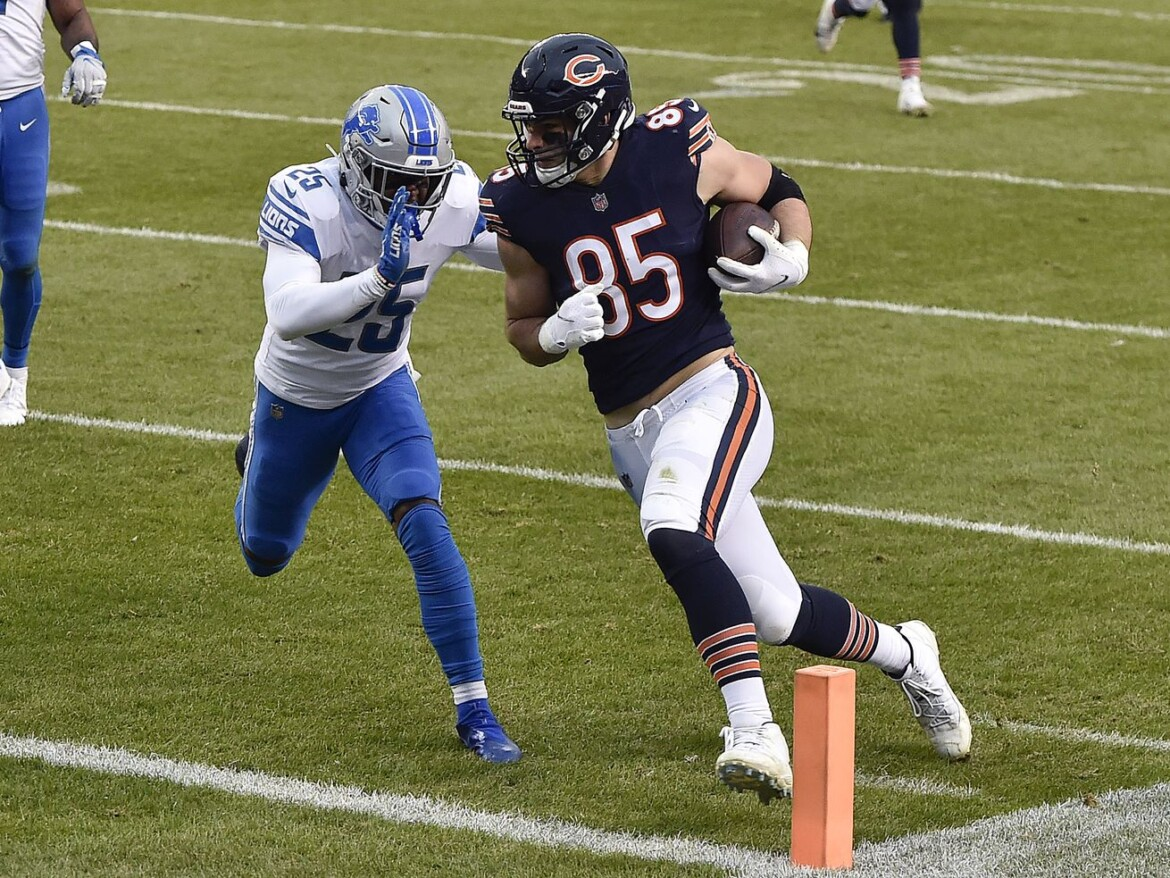 The tight end revolution will be televised; do the Bears have theirs?