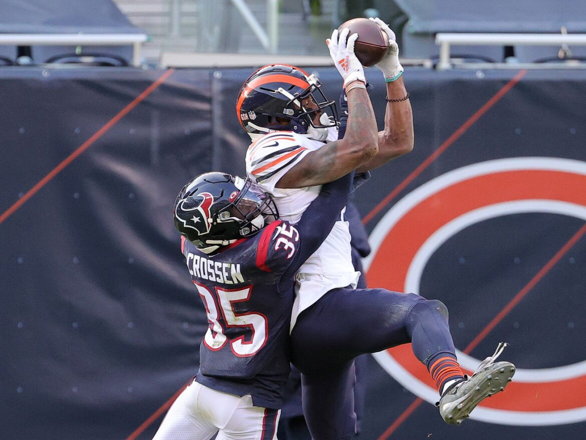 A dangerous game of tag — the Bears' Allen Robinson quandary