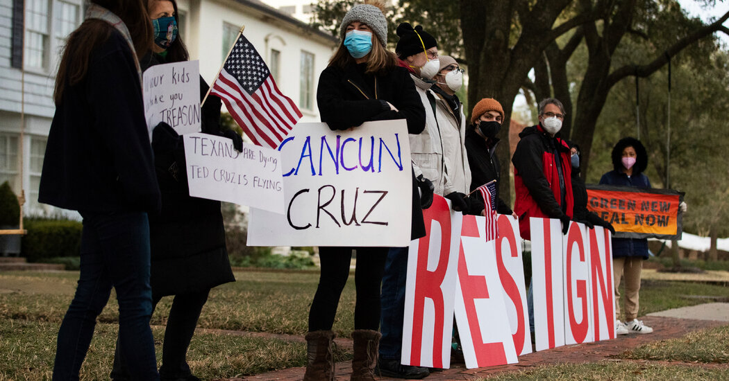 How Ted Cruz Became the Least Sympathetic Politician in America