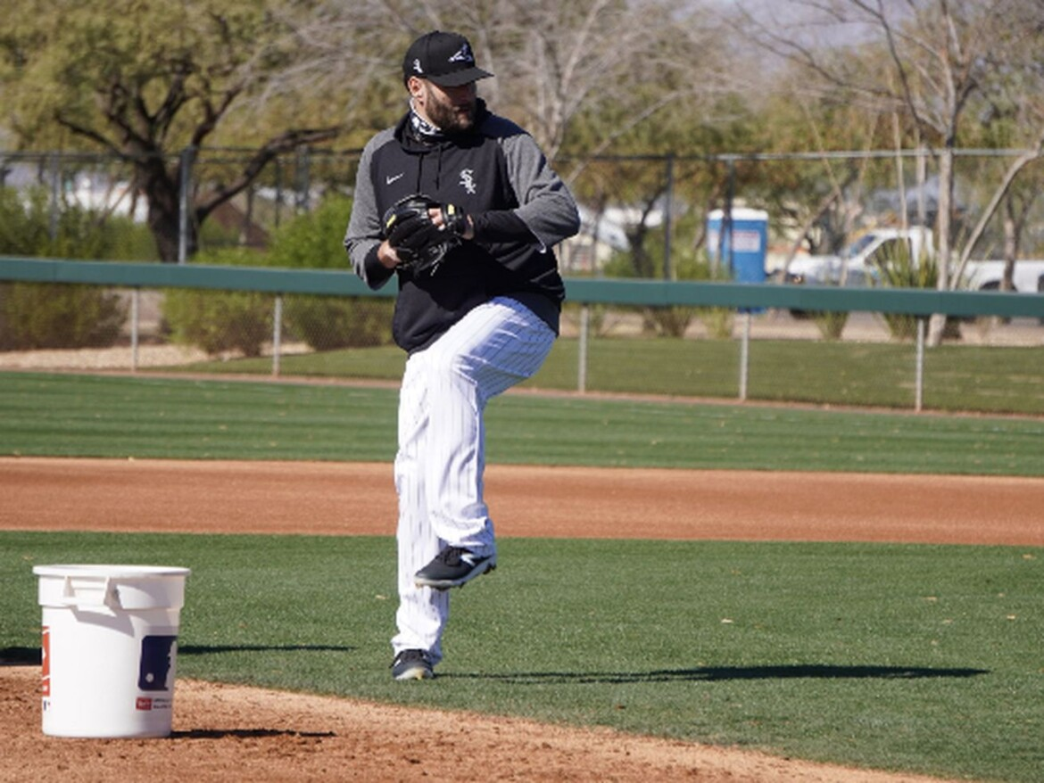 White Sox' World Series aim is legit, new heavy lifter Lance Lynn says
