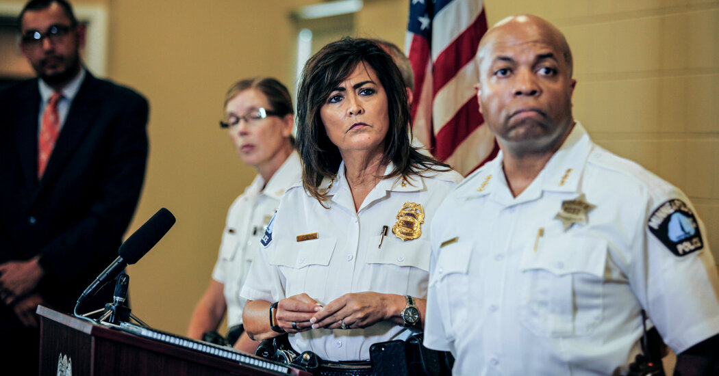 'Women in Blue,' and Redefining What It Means to Protect and Serve