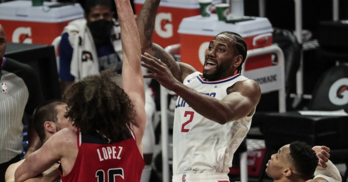 Kawhi Leonard, Paul George lead Clippers to rout over Wizards