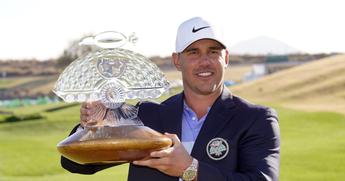 Brooks Koepka puts his old injury woes behind him to win Phoenix Open