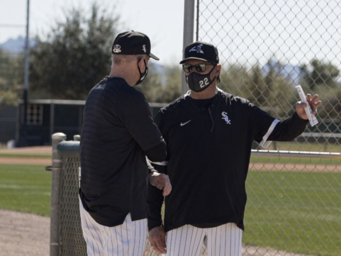 First full-squad day won't get old for White Sox' 76-year-old manager Tony La Russa