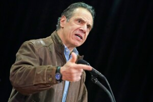 Cuomo once pressured female reporter to eat an entire sausage sandwich in front of him