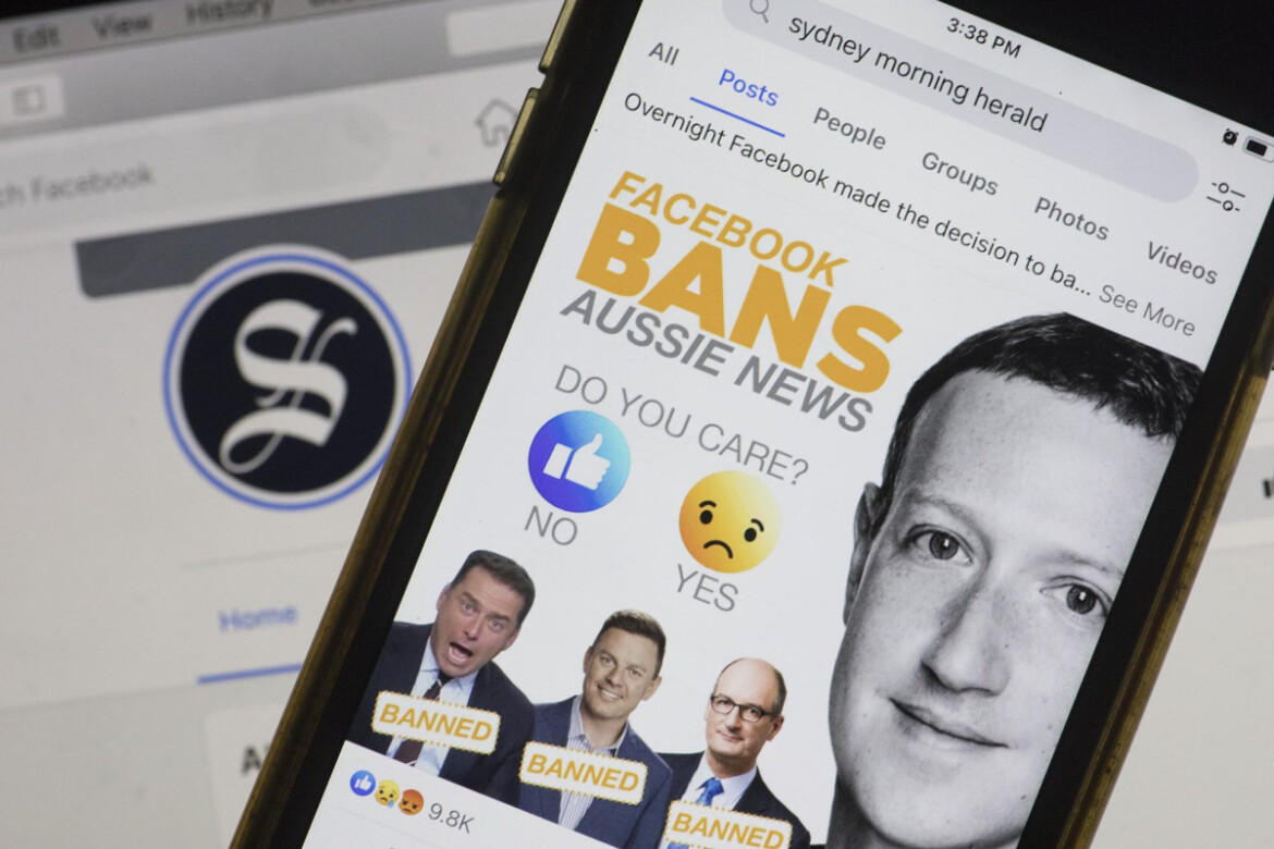 Australian lawmakers push ahead with news law after Facebook concessions