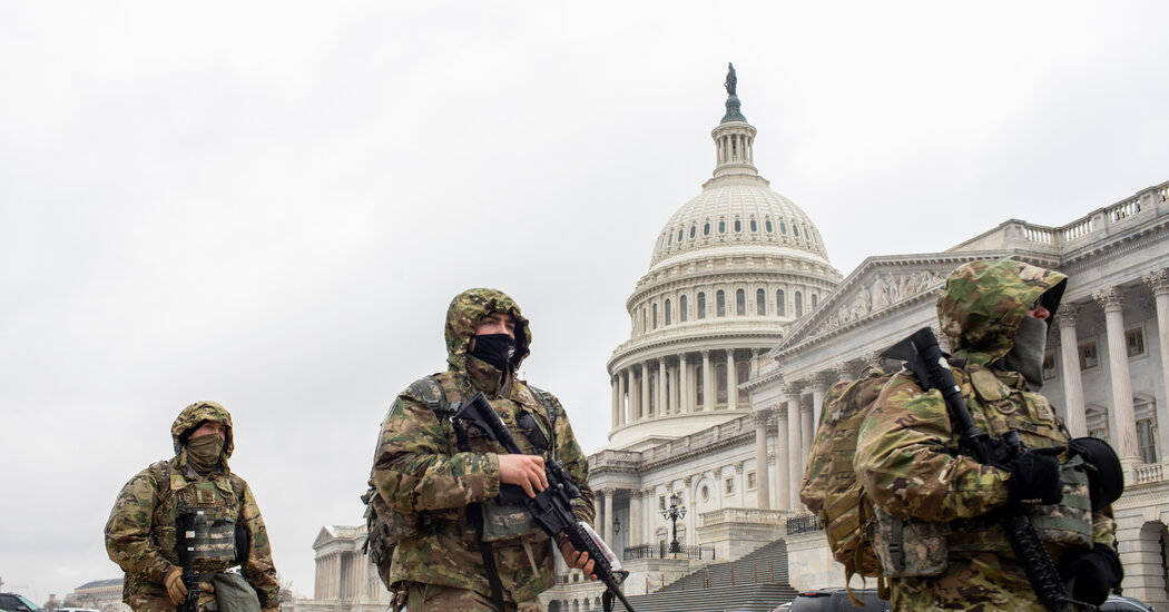 Calls Grow for Commission to Investigate Capitol Riot