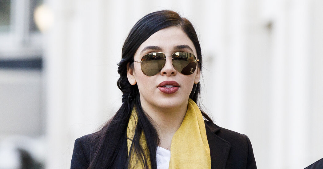 U.S. Arrests El Chapo's Wife in Connection With Drug Empire