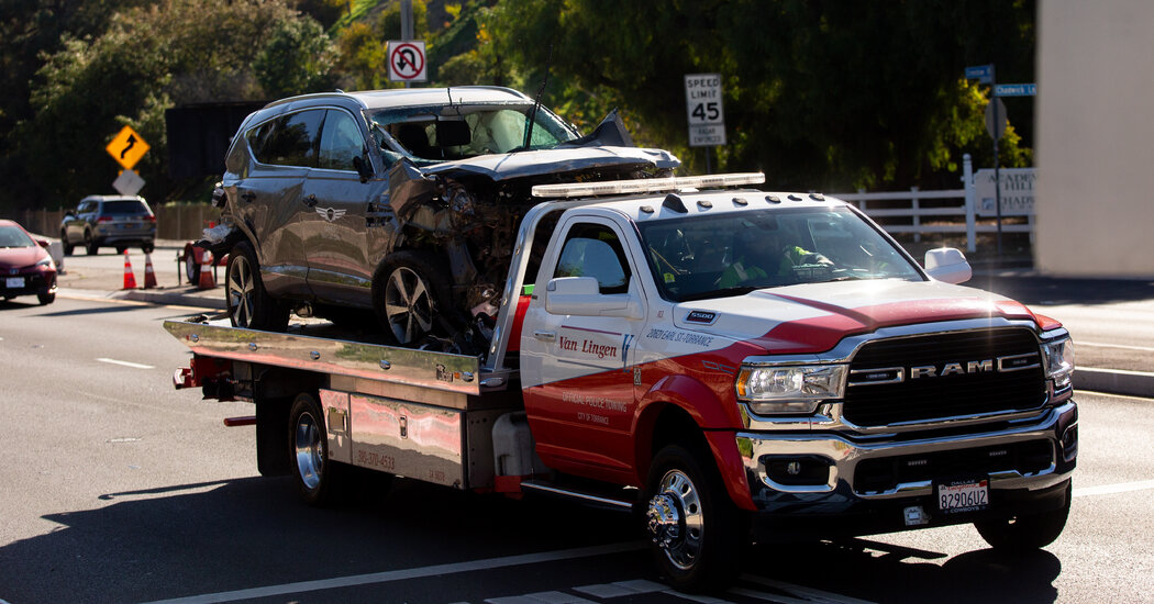 What We Know About Tiger Woods' Car Accident