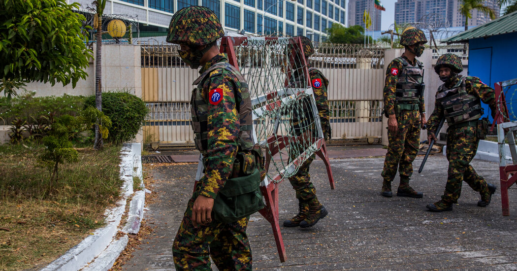 Facebook Bans Myanmar Military Accounts in Aftermath of Coup