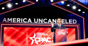 Trump Wins CPAC Straw Poll, with Ron DeSantis Winning a Second One