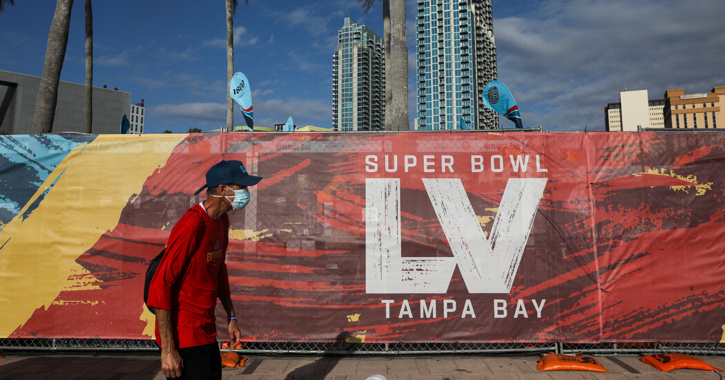 What to Know About Covid-19 and the 2021 Super Bowl