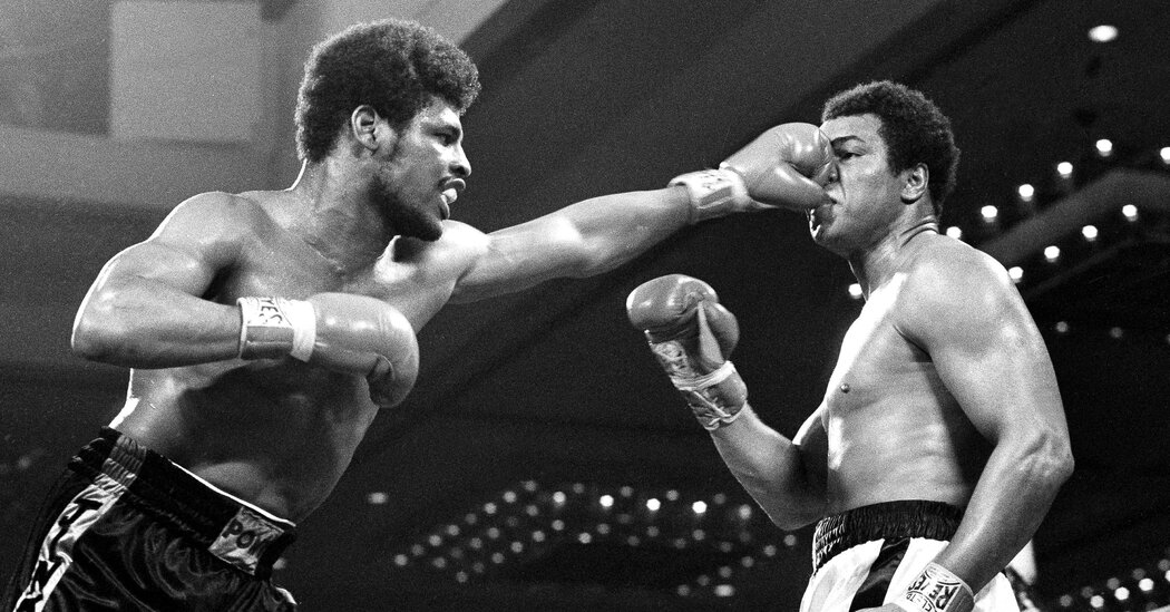 Leon Spinks, Boxer Who Took Ali's Crown and Lost It, Dies at 67