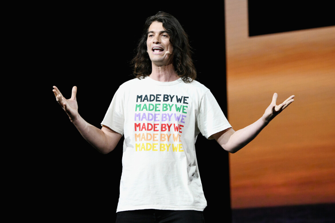 WeWork founder Adam Neumann reportedly eyes settlement with SoftBank