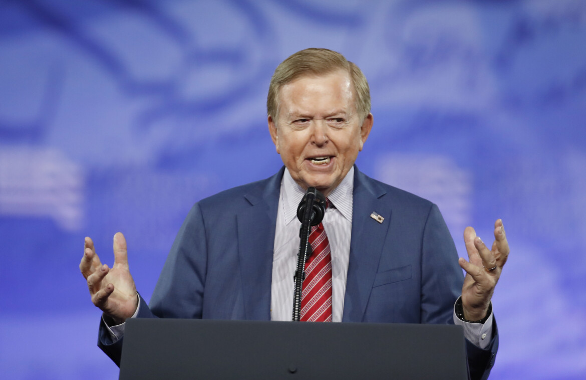 Fox Abruptly Cancels Trump Sycophant Lou Dobbs' Show