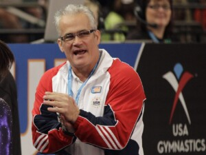 Former U.S. Olympics gymnastics coach charged with sexual assault, human trafficking