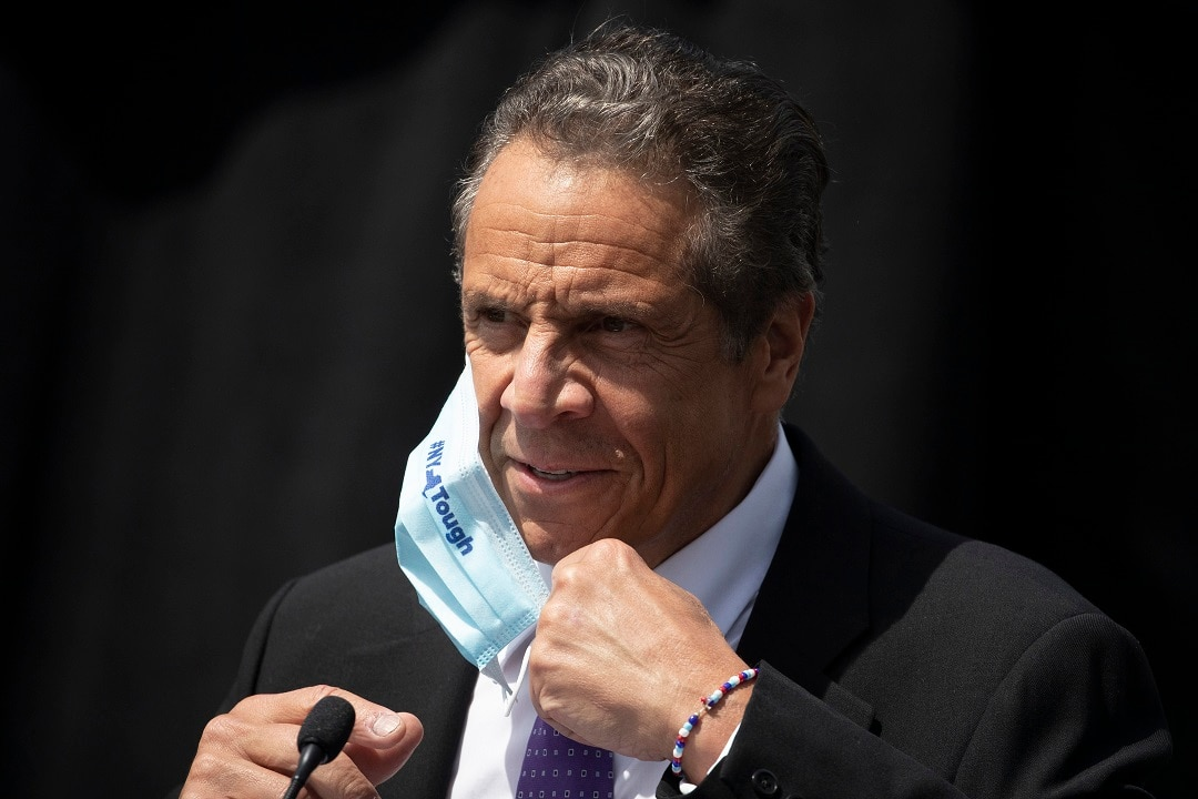 NY Dem 'flooded' with Cuomo stories: 'So many people have been bullied, mistreated, or intimidated by him'