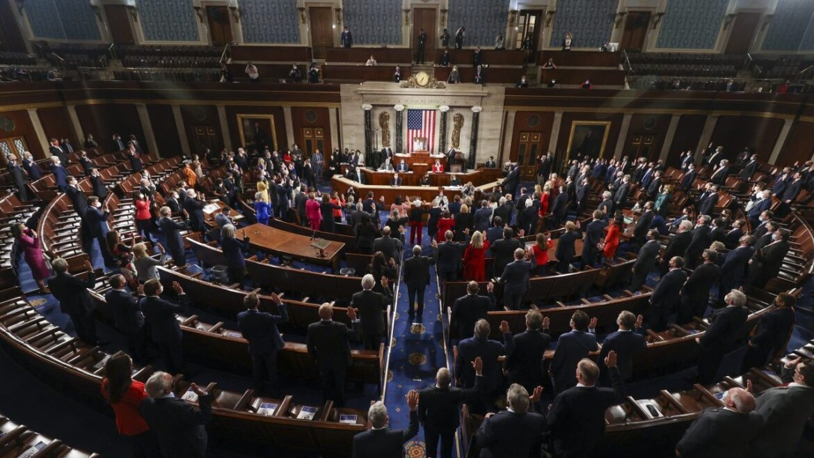 Republicans put Democrats on the spot over stimulus checks, taxes in hours-long 'vote-a-rama'