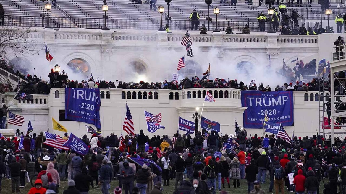 House Judiciary witness compares U.S. Capitol rioters unfavorably with Civil War secessionists