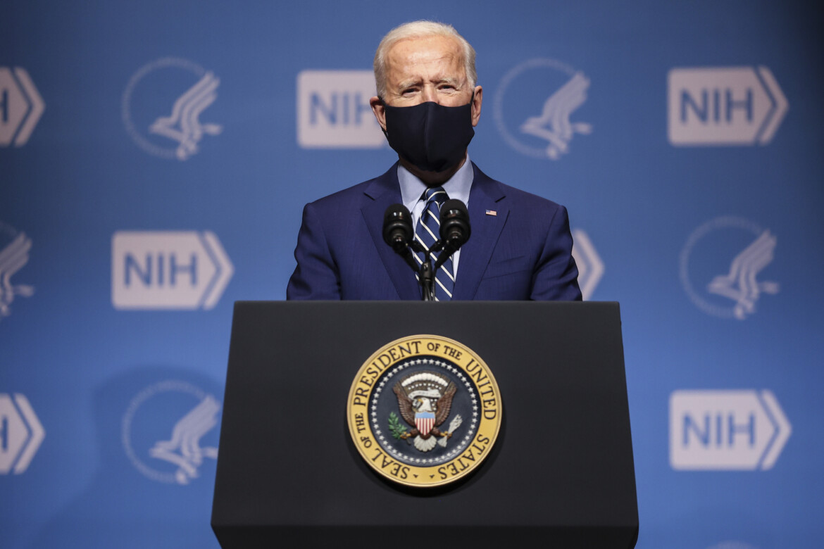 Biden: US Will Have Enough Vaccine Supply for Every American by End of July