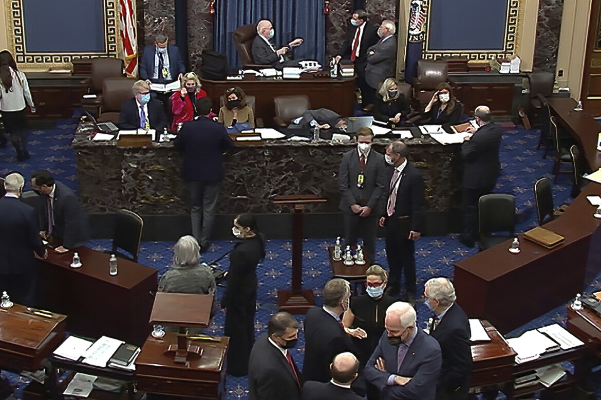 Lawyers Strike Deal for No Impeachment Witnesses After Senate Voted to Allow Them