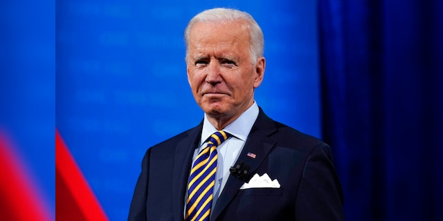 Biden's positive poll numbers on combating COVID nosedive over school reopenings