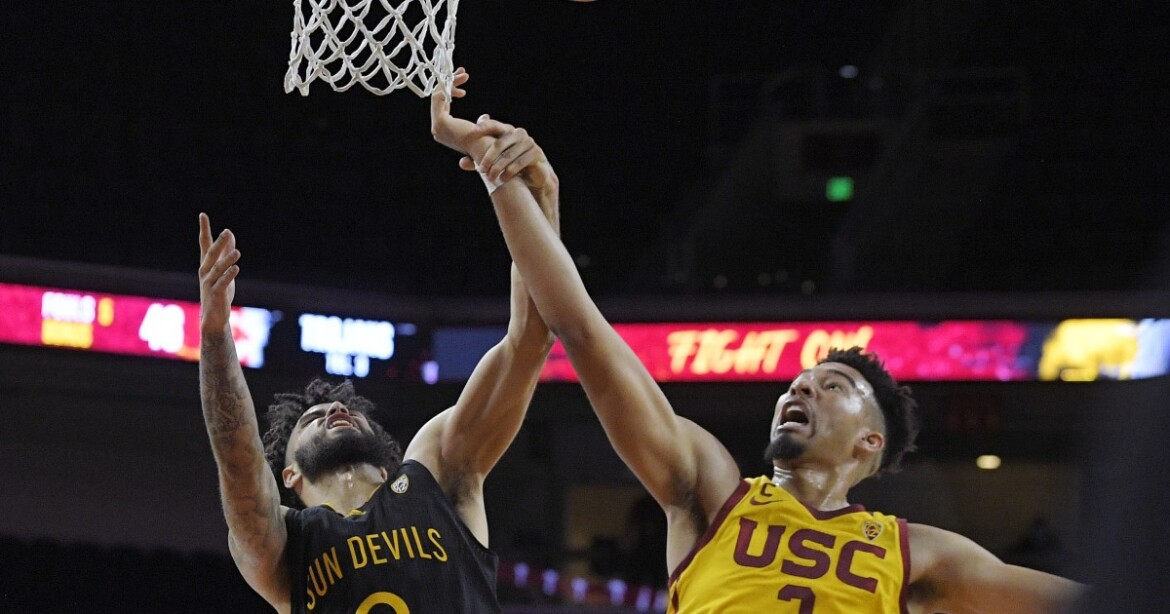Mobley brothers lead USC to impressive win over Arizona State