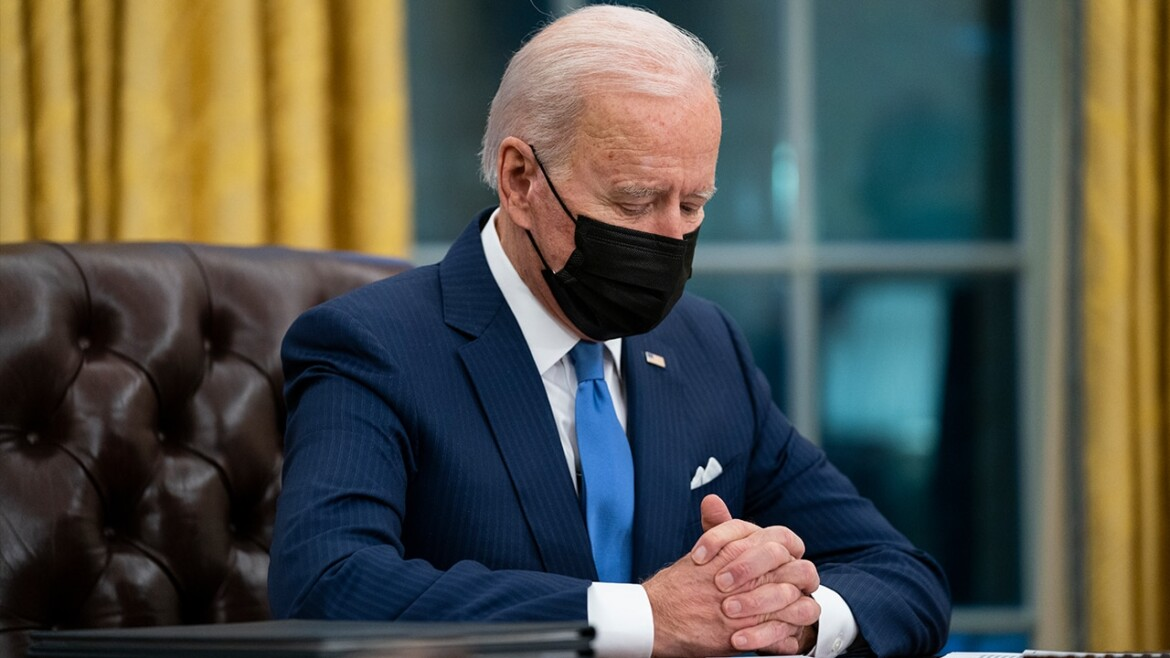 Biden issues statement on Trump impeachment acquittal: Substance of charge 'not in dispute'