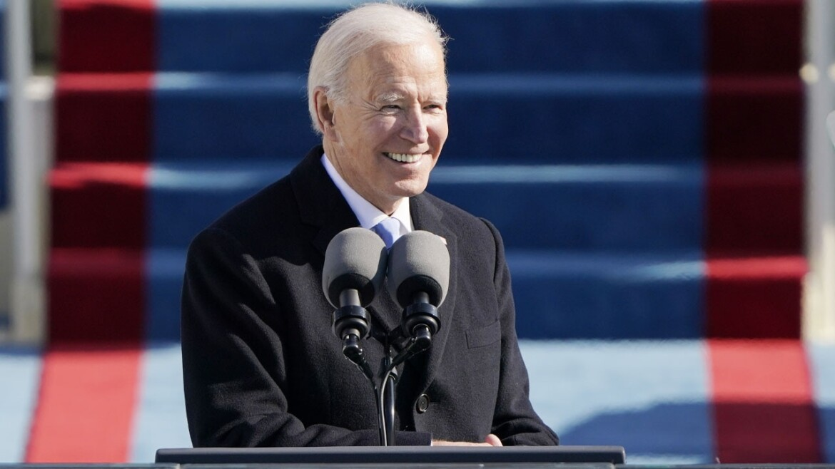 Biden ignores question on stimulus check promise