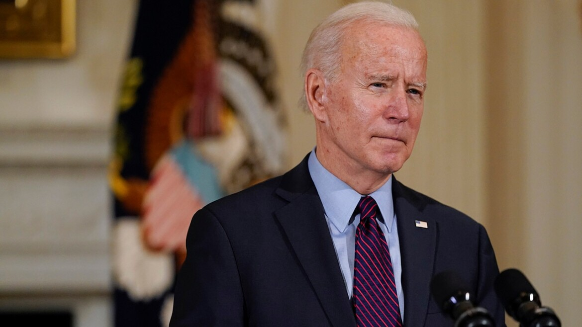 Biden's new target for reopened schools is behind where U.S. is now, data show