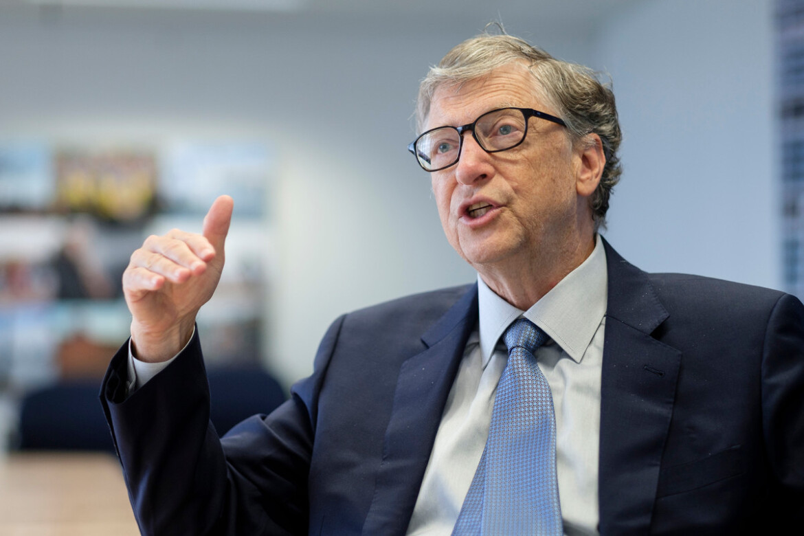 Bill Gates says fighting COVID 'very easy' compared to climate crisis