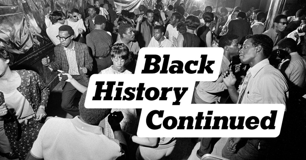 Black History Continued