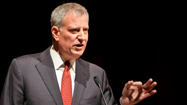 De Blasio admits NYC was too quick to close Trump-run ice rinks