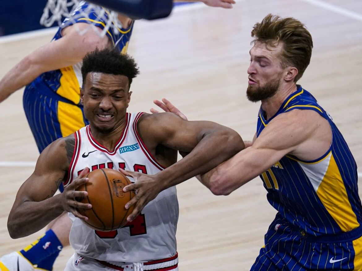 Bulls beat Pacers in overtime as Wendell Carter Jr. returns from injury