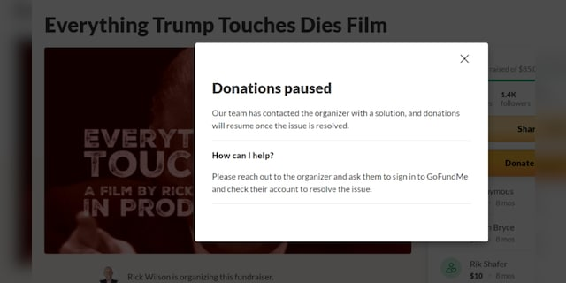 Lincoln Project's Rick Wilson raised $64G for anti-Trump film that was never released